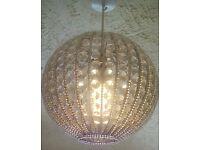 Lamp shade large round