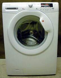 10 Month Old Hoover 8kg-1400 rpm Washing Machine, MINT!