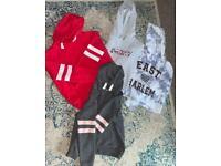 Bundle of hoodies, all age 12-13 Kids