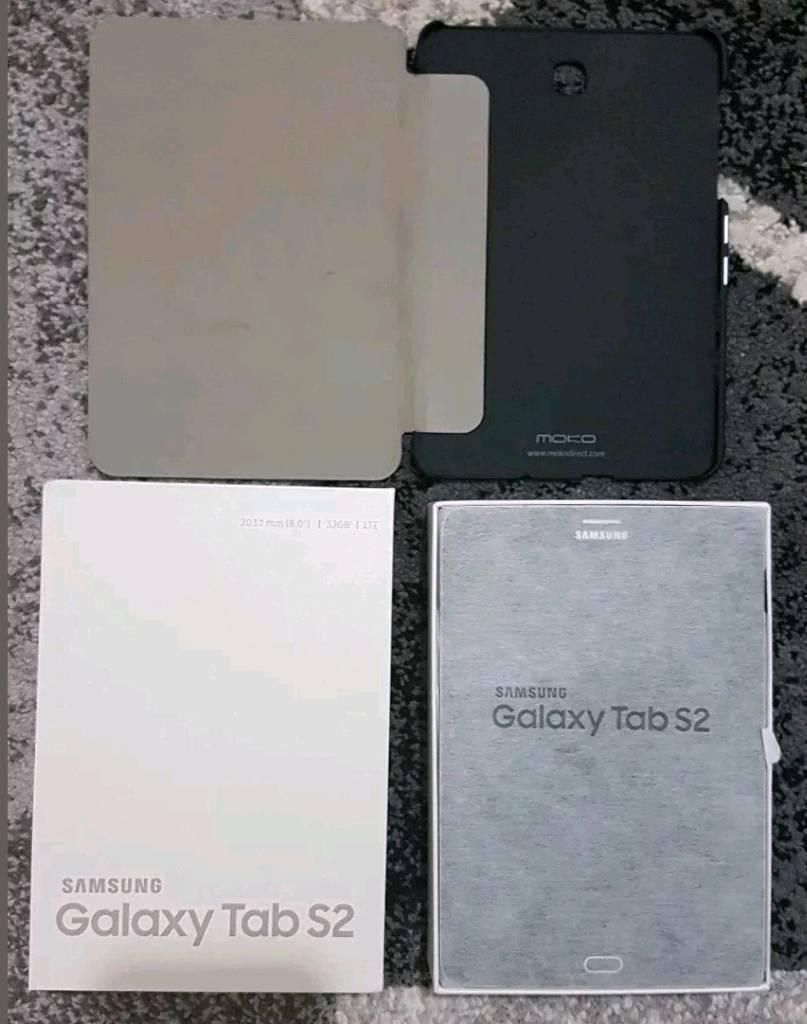 Samsung Galaxy Tab S2 LTE SM-T719 (8 inch) Tablet Octa-Core 1.8GHz+1.4GHz 3GB 32GB WiFi LTE 4G