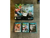 Wii u bundle or wii u & mario kart 8