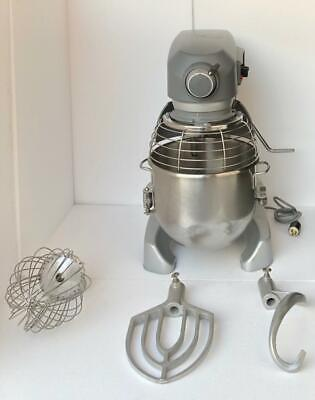 Hobart Hl200 Legacy Stand Dough Commercial Mixer 20 Qt. W Bowl And Accessories