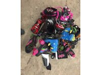 Adults and children Roller & ice skating shoes