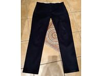 Levi 511 Chino Trousers Jeans Slim Fit Navy