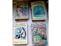 All 8 Enid Blyton Original 'Adventure' Books