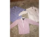 Kids genuine designer tops, pannts and shoes