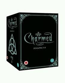 Charmed boxset new and sealed