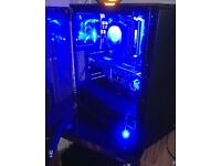 High Performance Gaming PC with Windows 10 - 8 Core 4.0Ghz and 290x 4GB Graphics