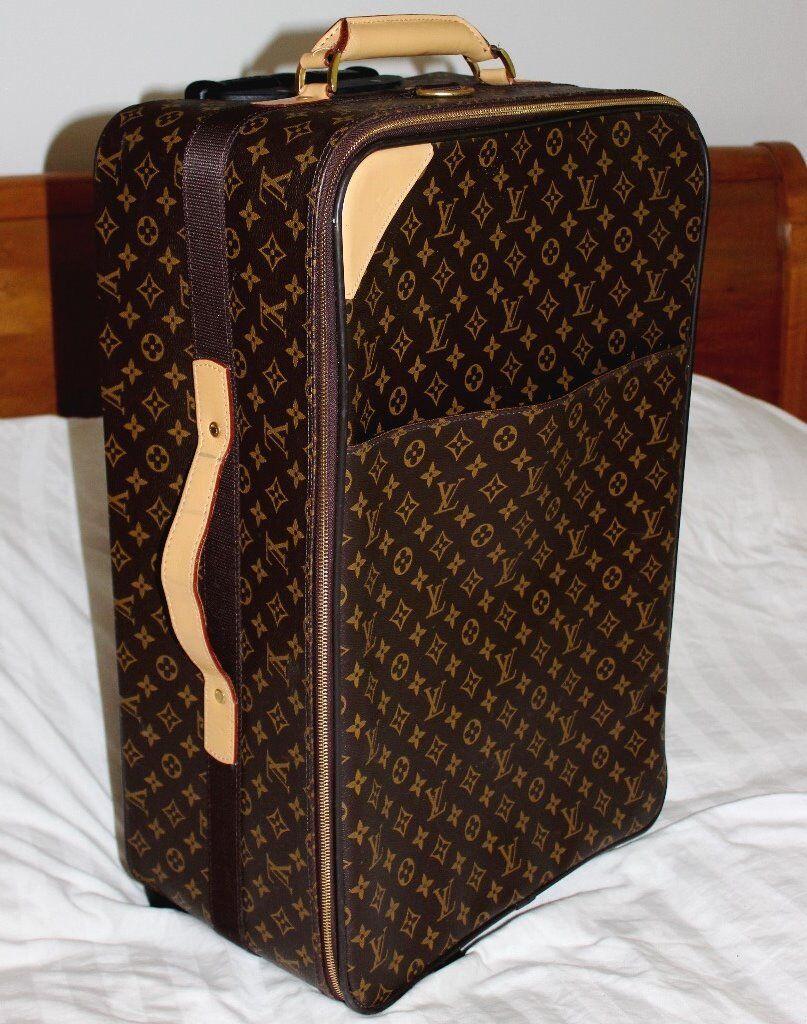 Louis Vuitton Pegase 45 Monogram Rolling Carry On Cabin