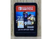 MARVEL ULTIMATE ALLIANCE 3 Nintendo Switch Game