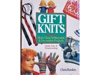 GIFT KNITS BOOK