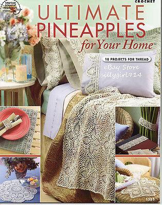 """Шаблоны """"ULTIMATE PINEAPPLES 4 YOUR HOME""""~Thread"""