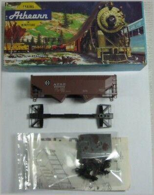Athearn 5401 Ho Scale 34' O/s Hopper Santa Fe
