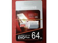 Samsung Micro Sd 64gb U3 95Mbps Class 10 Wholesale