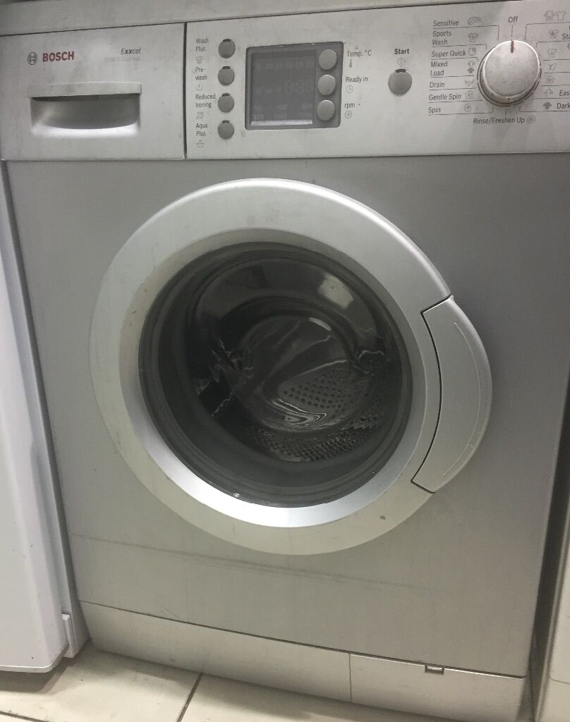 washing machine delivery and installation
