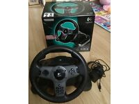 Logitech Steering Wheel for PlayStation 3