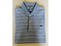 LACOSTE POLO T-SHIRT SIZE 3 (S)