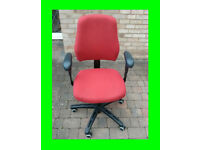 Ikea Wool Office / Operators Chair
