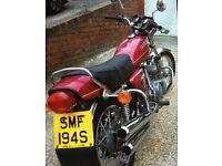 Kawasaki KH 250 Motorcycle