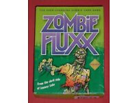 'Zombie Fluxx' Card Game