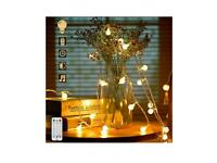 Globe string fairy lights (new)