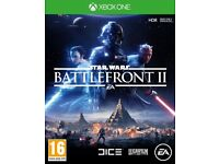 Star Wars Battlefront 2 (Xbox One) sealed