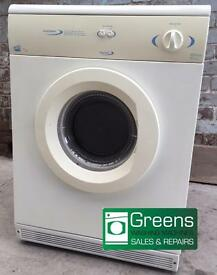 Fully reconditioned Whiteknight vented tumble dryer with guarantee