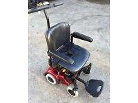Electric Wheelchair Scooter FREE DELIVERY Mobility Transit Chair Hospital Carer Travel Nursing
