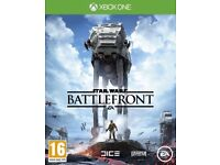 Star Wars Battlefront microsoft xbox one game new sealed ea games great christmas present