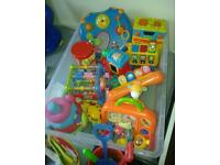 Educational Musical Baby Toys £4 or 3 for £10