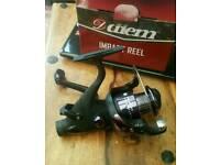 Brand New Diem Baitrunner Reel for Carp or Pike Fishing