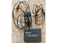 HDMI Converter AGPtek (HDMI to HDMI + SPDIF + RCA L / R Audio)