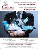 REAL ESTATE BROKERS WANTED!!!