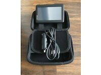 TOMTOM START20 PORTABLE GPS with cases - almost new