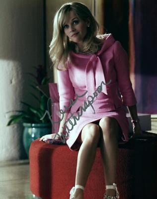 Reese Witherspoon signed 8x10 Picture Photo autographed with -