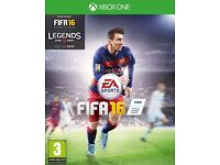 FIFA 16 - XBOX ONE XBOX 1