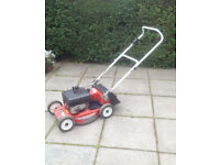 Mountfield Mirage 18 Lawnmower with Briggs & Stratton Quantum 35 Engine