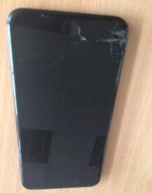 Iphone 7 + 128gb jett black