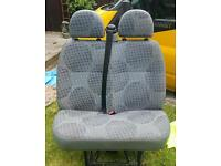 Mk 7 transit double seat excellent condition