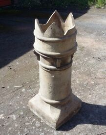 Old Chimney Pot for Garden Planter or Ornament