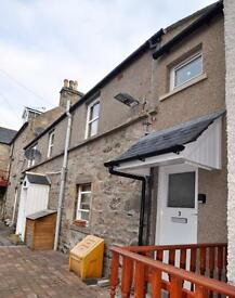Two bedroomed ground floor flat