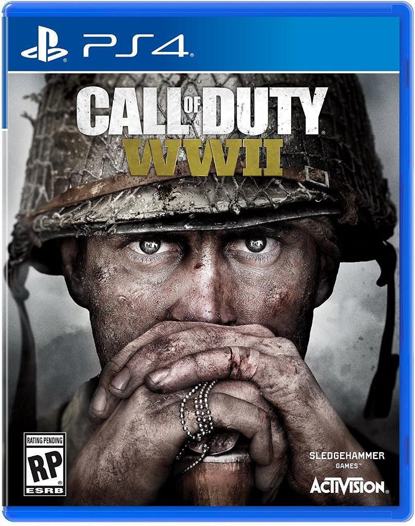 Call Of Duty WW2 PS4