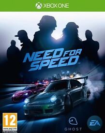 need for speed , xbox one , as new ! price stands , no offers ! willing to post !