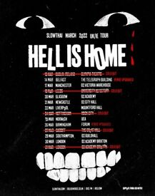 Slowthai standing tickets, Rock City Nottingham, Thursday 24th March 2022