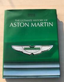 Aston Martin book