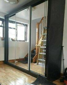 💖💖 BRAND NEW 2 & 3 DOORS MIRRORED SLIDING WARDROBES, LED OPTION💖
