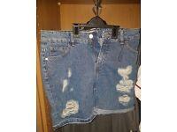 Denim jeans - size 12