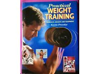 Practical #Weight Training: #Workouts, Weights and #Equipment. £ 8 Free P&P