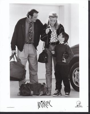 Brian Bonsall Josie Bissett John Diehl Mikey 1992 Vintage Movie Photo 34462