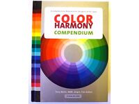 Color Harmony Compendium: A complete color reference guide for designers of all types